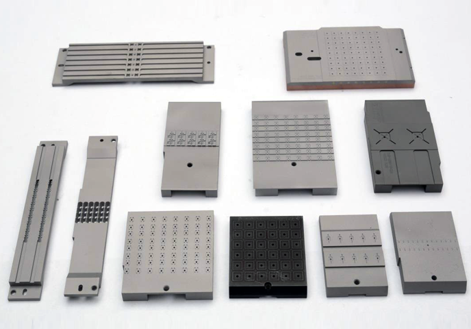 Heater Blocks for Bonding Machines