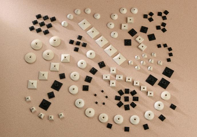 插入式设计橡塑