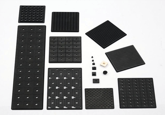 Picker Rubber Panels & Insert Type
